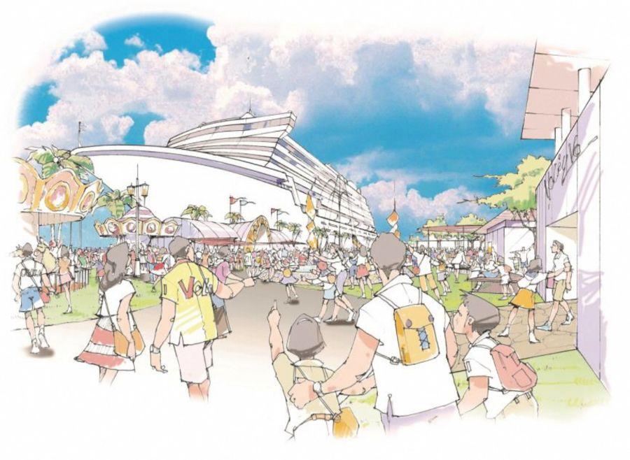 東京オリンピック開催中に実施されるホテルシップ