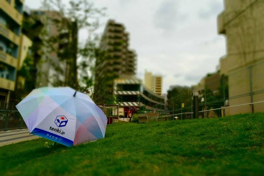 傘シェアリングサービス「アイカサ」のイメージ画像