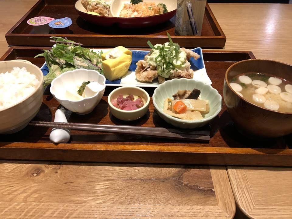 カフェソラーレ ツムギ フード&タイムイセタン ヨコハマ店のメニュー