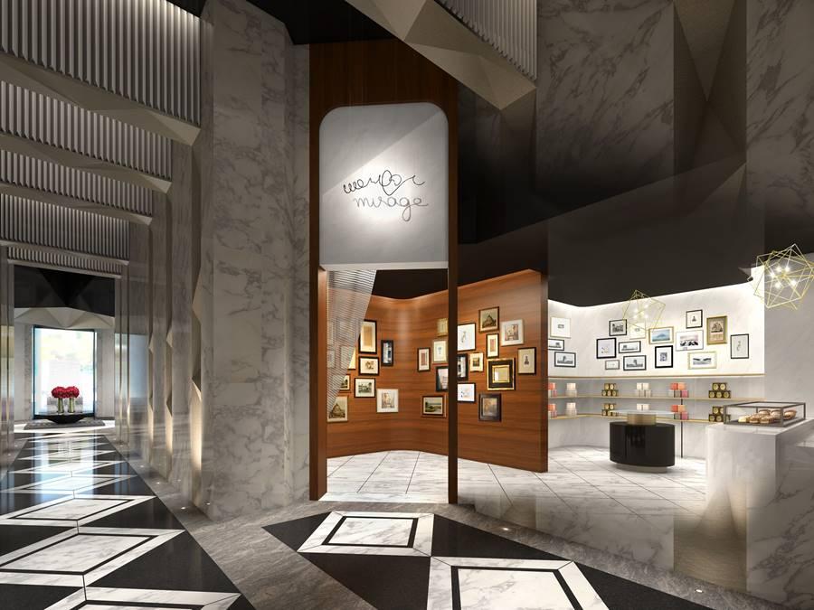 「ザ・カハラ・ホテル&リゾート 横浜」完成イメージ
