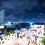 横浜みなとみらいの海と夜景を一望「オーシャンズバー2019」開催!7/9~9/16の期間限定