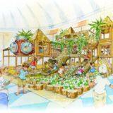 横浜・八景島シーパラダイスに誕生する屋内あそび場「あそべんちゃあ」の画像