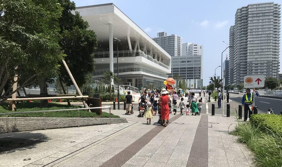 横浜アンパンマンこどもミュージアムの写真