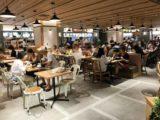 川崎駅東口最大級のフードコート「フードビレッジ」がルフロンに誕生!