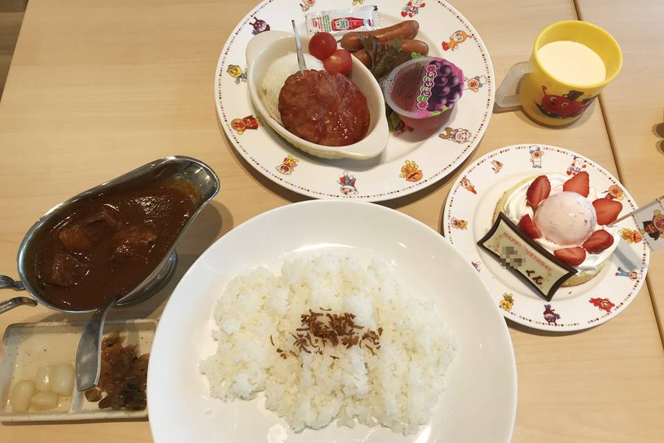 横浜アンパンマンこどもミュージアムにあるアンパンマンレストランの写真