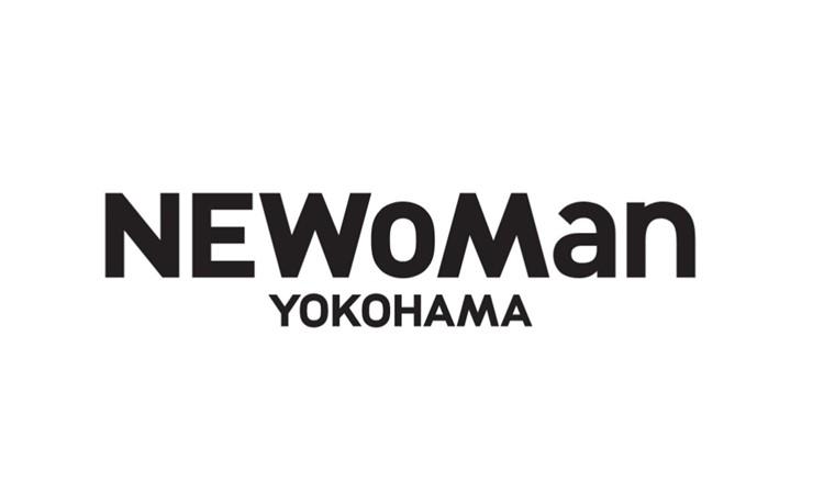 JR横浜タワーに誕生するNEWoMan横浜のロゴ