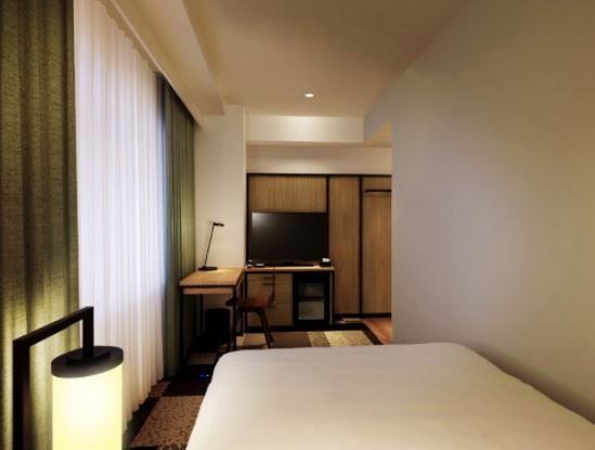 JR東日本ホテルメッツ 横浜桜木町の客室写真