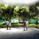 川崎駅前商業施設「ルフロン川崎」にできるカワスイ水族館のイメージ