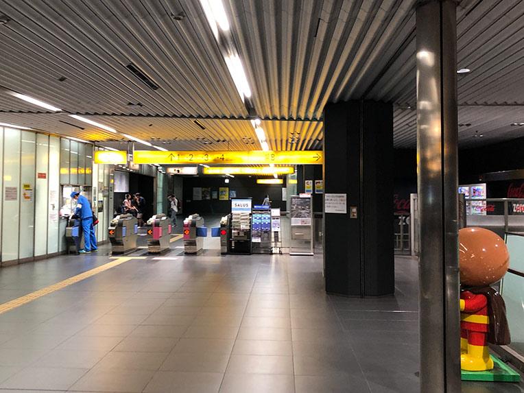 アクセス zepp 横浜